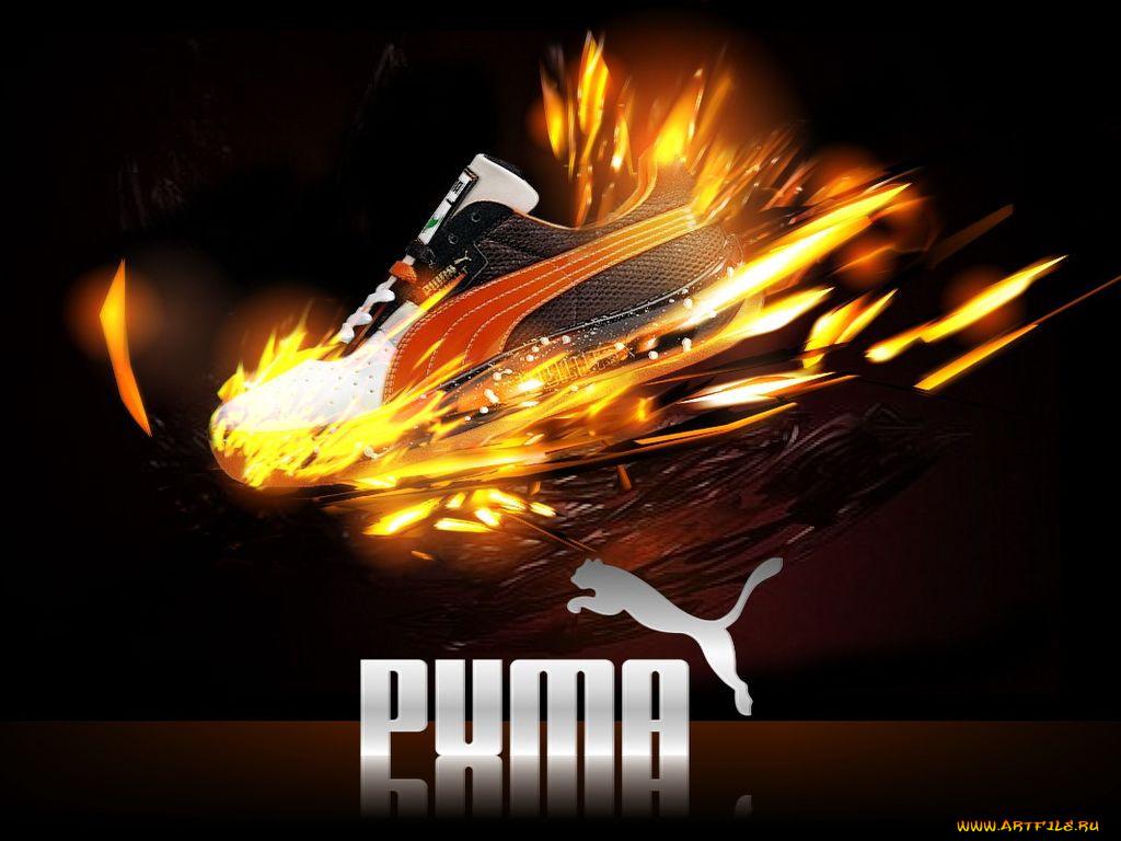 бренды, puma
